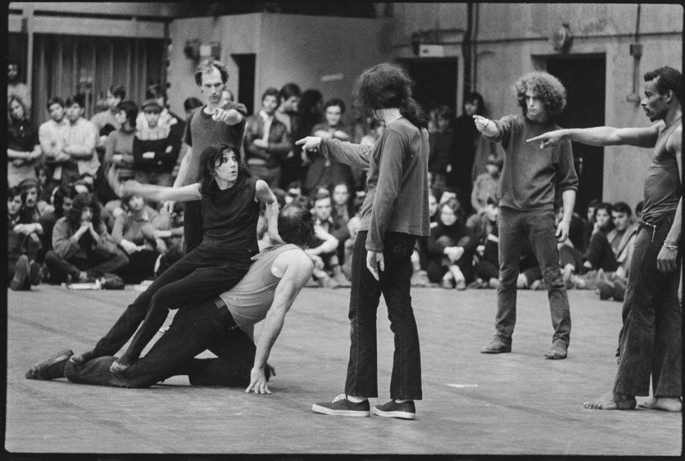 Antigone, Living Theatre - Bologna, 1968